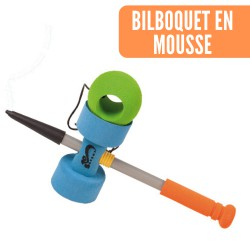 Bilboquet en mousse
