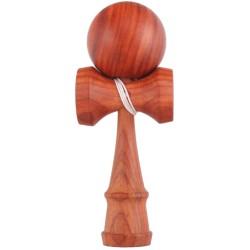 Bilboquet en bois vintage