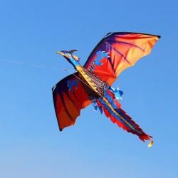 Cerf-Volant Dragon 3D
