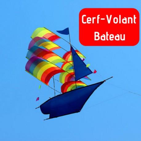 Cerf-Volant Bateau à Voile