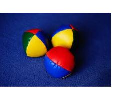 Balle de jonglage catégorie pas cher