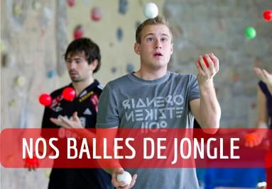 Balles de Jongle