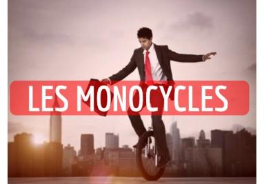 Les monocycles de cirque